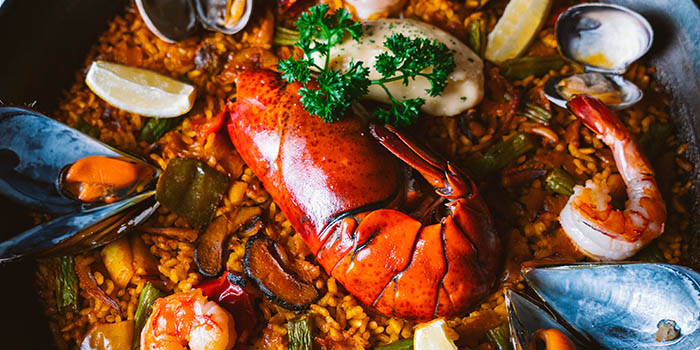 Boston Lobster Juicy Rice, FoFo by el Willy, Central, Hong Kong