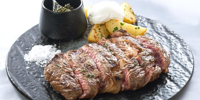 Grilled Steak, Port, Tsim Sha Tsui, Hong Kong