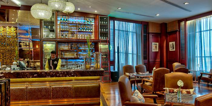 Interior of Punjab Grill Bangkok at Radisson Suites Bangkok Sukhumvit in Nana, Bangkok