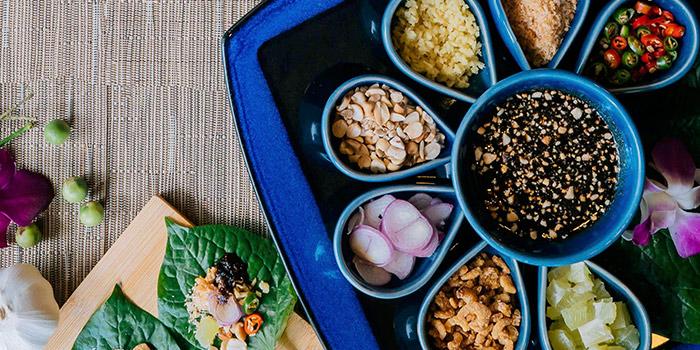 Betel Leaf Wrap from Sawadee Thai Cuisine in Bugis, Singapore