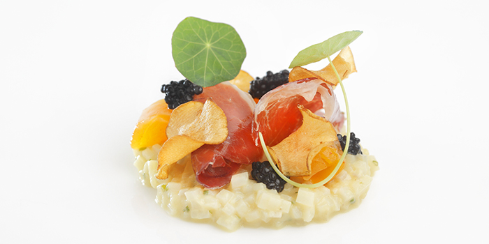 False Risotto from Tippling Club in Tanjong Pagar, SIngapore