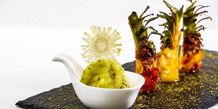 Tandoor Pineapple from Punjab Grill Bangkok at Radisson Suites Bangkok Sukhumvit in Nana, Bangkok