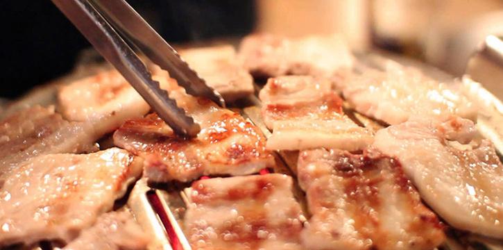 Pork Belly from OPPA Korean BBQ Buffet (Jurong East-JCube) in Jurong, Singapore