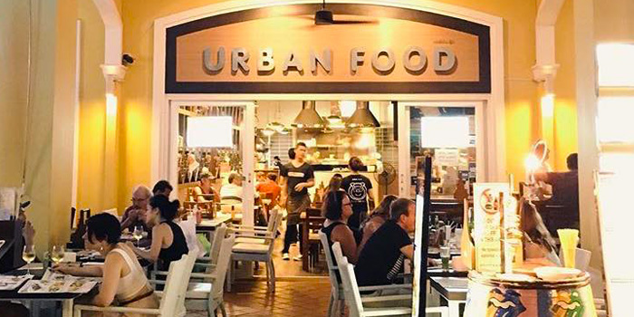 Ambience from Urban Food at Jungceylon, Phuket