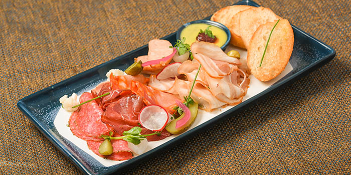 Assorted Cold Cuts Platter, Stormies Yoho Mall, Yuen Long, Hong Kong