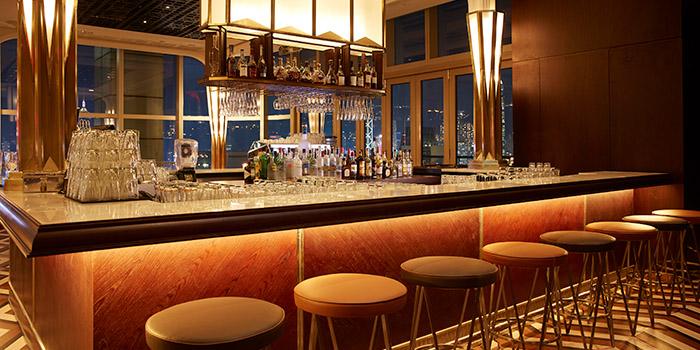 Bar Area, Cafe Deco, Tsim Sha Tsui, Hong Kong