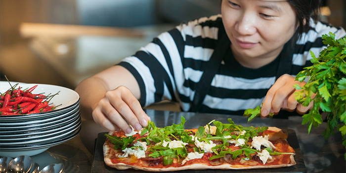 Calabrese, PizzaExpress V city, Tuen Mun, Hong Kong