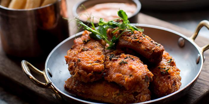 Crispy Chicken Wingsv
