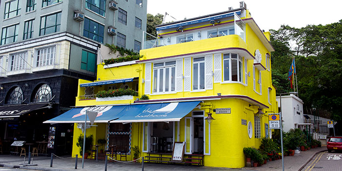 Exterior, The Boathouse, Stanley, Hong Kong