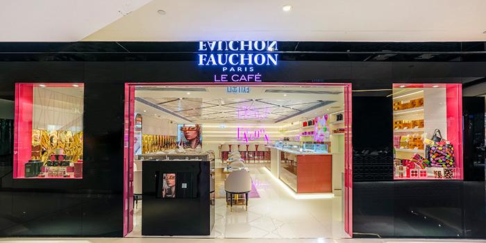 Exterior, Fauchon Paris Le Café, Sha Tin, Hong Kong