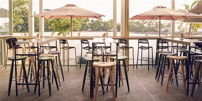 Bar Seating in FOC Sentosa in Sentosa, Singapore