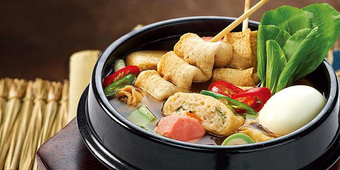 Fishball Tang, Goobne Chicken, Central, Hong Kong