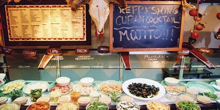 Food Area, Nomads, Tsim Sha Tsui, Hong Kong