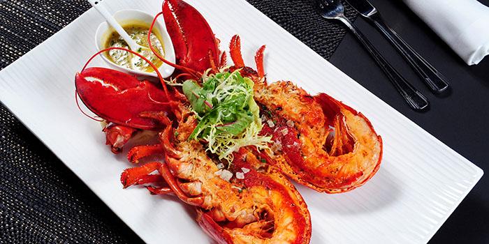 Grilled Lobster, Cafe Deco, Tsim Sha Tsui, Hong Kong