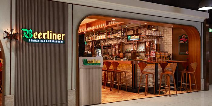 Interior, Beerliner Tuen Mun Town Plaza, Tuen Mun, Hong Kong