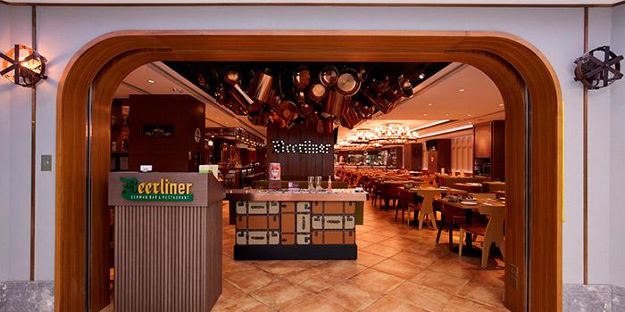 Interior, Beerliner Whampoa Garden, Hung Hom, Hong Kong