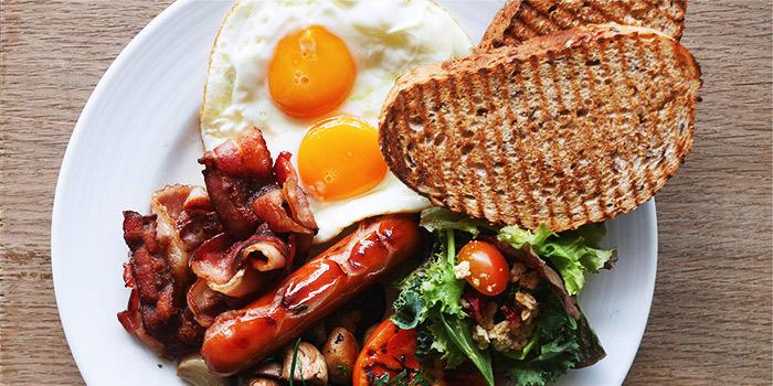 Kith Breakfast from Kith Cafe (Marina Square) in Promenade, Singapore