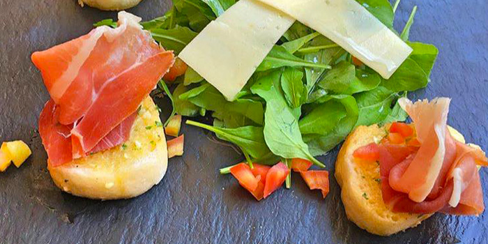 Parma Ham Crostini from THE KITCHEN at Jungceylon, Phuket