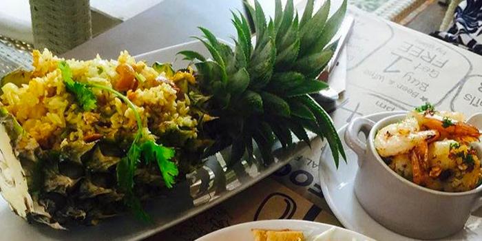 Pineapple Fried Rice from Urban Food at Jungceylon, Phuket