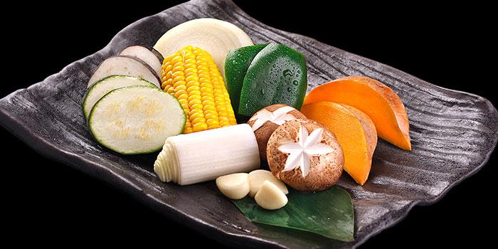 Assorted Vegetables from Rocku Yakiniku in Bugis+ in Bugis, Singapore