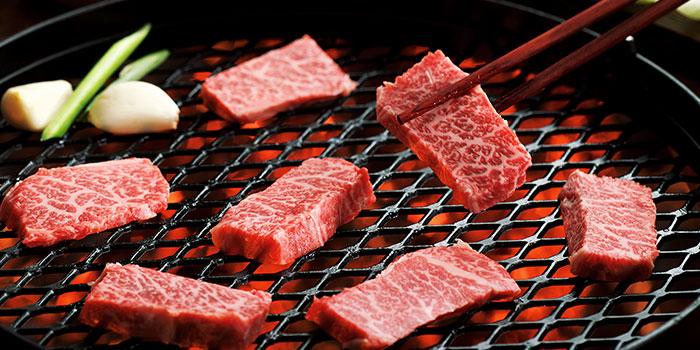 Grilled Meat from Rocku Yakiniku in Bugis+ in Bugis, Singapore