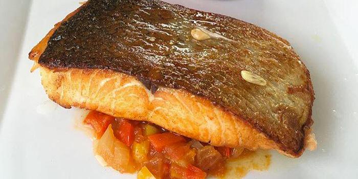 Salmon Steak from THE KITCHEN at Jungceylon, Phuket