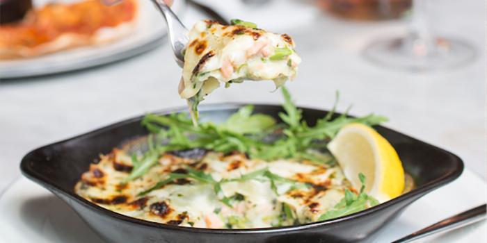 Seafood Lasagna, PizzaExpress Citygate, Tung Chung, Hong Kong