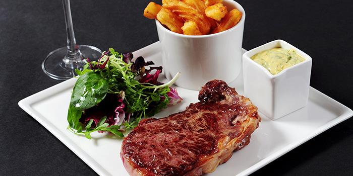 Sirloin Steak, Fauchon Paris Le Café, Sha Tin, Hong Kong