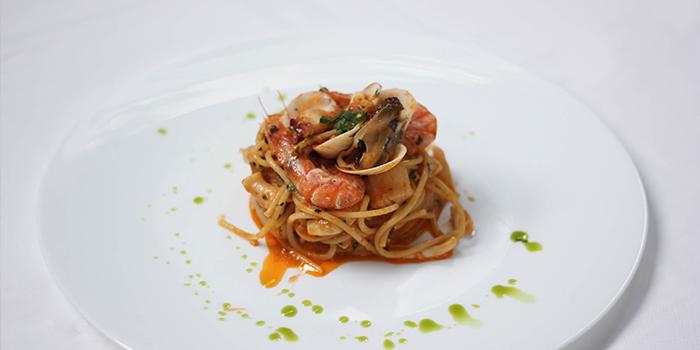 Spaghetti Frutti di Mare from Limoncello in Robertson Quay, Singapore