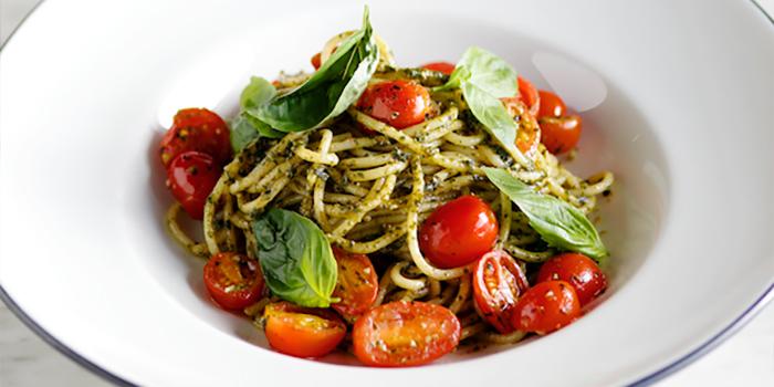Spaghetti al Pesto Genovese, PizzaExpress Taikoo Shing, Taikoo Shing, Hong Kong