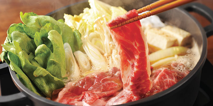 Shabu Shabu from Suki-Ya (Bugis+) in Bugis, Singapore