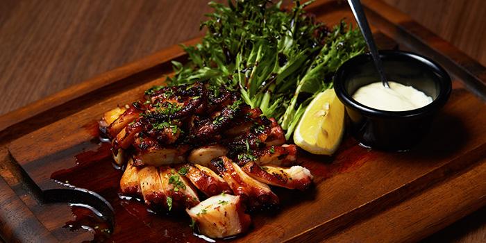 Octopus from 13% Gastro Wine @ Aliwal in Bugis, Singapore