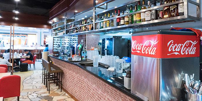 Bar Area, Spice 8, Hung Hom, Hong Kong