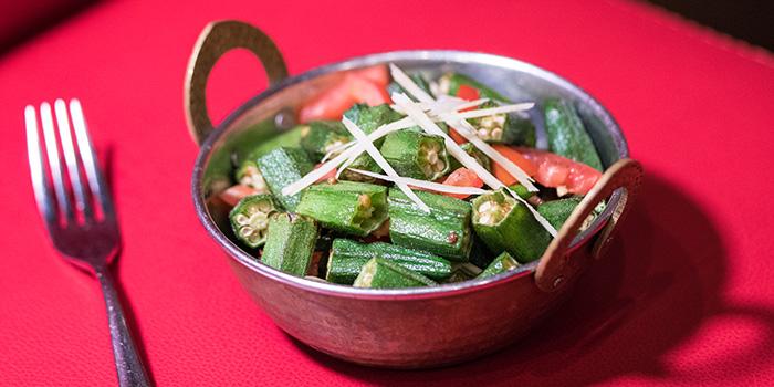 Bhindi Masala, Spice 8, Hung Hom, Hong Kong