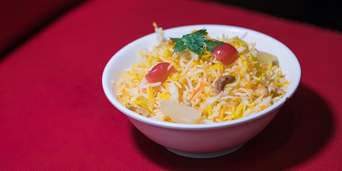 Kashmiri Pulao, Spice 8, Hung Hom, Hong Kong