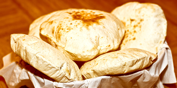 Pita Bread from Le Rida (Mediterranean, French & North Indian Cuisine) in Bukit Timah, Singapore