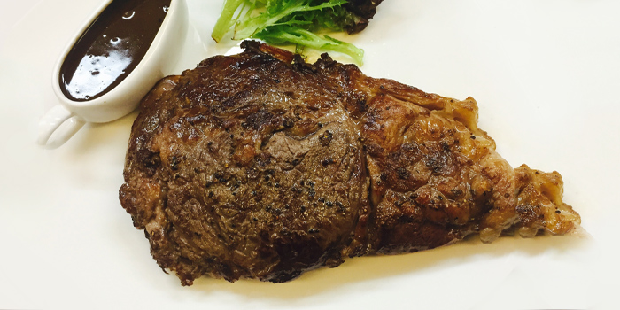 Steak from Le Rida (Mediterranean, French & North Indian Cuisine) in Bukit Timah, Singapore
