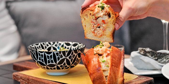 Lobster Bread, Fishsteria, Wan Chai, Hong Kong