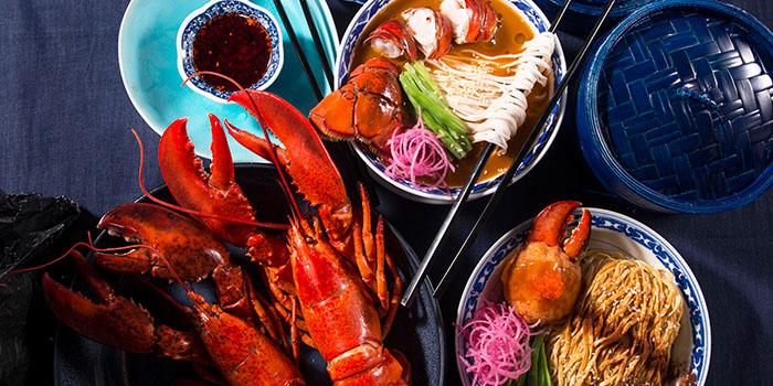 Lobster Soup Noodles, Dragon Noodles Acadamy, Central, Hong Kong