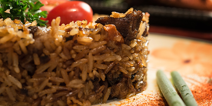 Main Dish with Rice, Ivan The Kozak, Central, Hong Kong