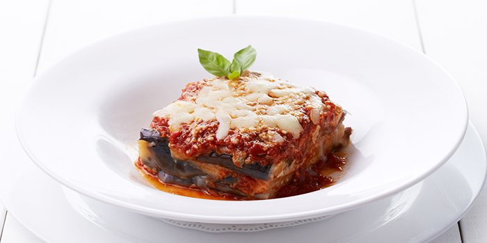 Melazane Alla Parmigiana from Pasta Fresca Da Salvatore (Siglap) in East Coast, Singapore