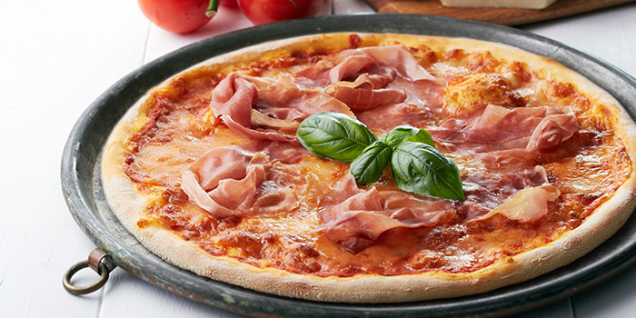 Parma Ham Pizza from Pasta Fresca Da Salvatore (Siglap) in East Coast, Singapore