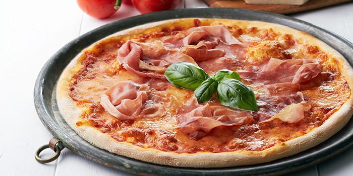 Parma Ham Pizza from Pasta Fresca Da Salvatore (Boat Quay) in Boat Quay, Singapore