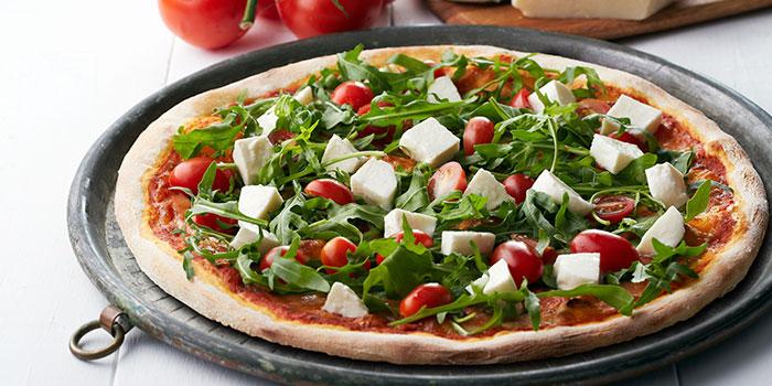 Rucola Mozzarella Fresca Pizza from Pasta Fresca Da Salvatore (Boat Quay) in Boat Quay, Singapore
