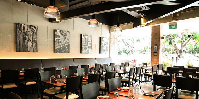 Interior of Pasta Fresca Da Salvatore (Siglap) in East Coast, Singapore