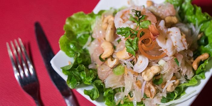 Pomelo Salad, Spice 8, Hung Hom, Hong Kong