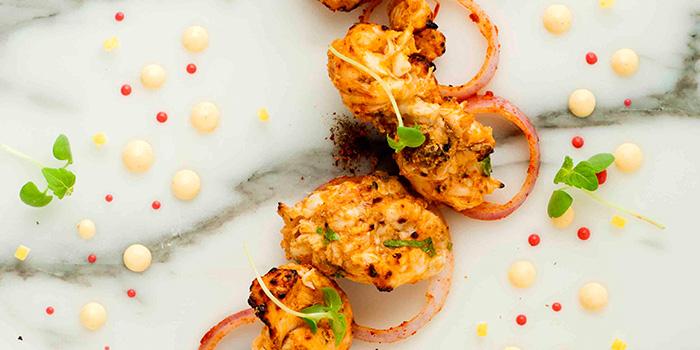 Tandoori Lobster from Rang Mahal at Pan Pacific Hotel in Promenade, Singapore