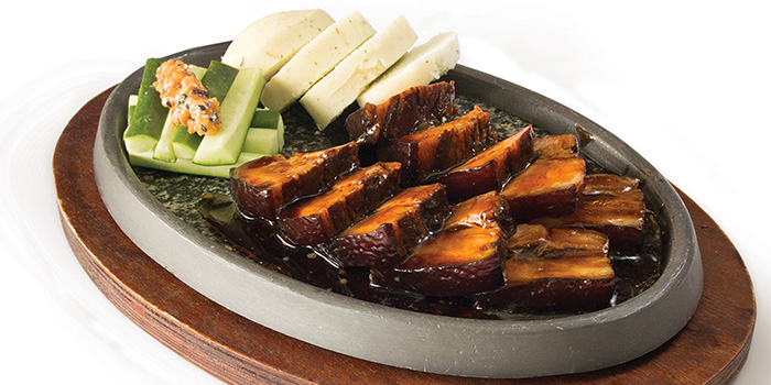 Braised Pork Belly from Souper Tang in The Centrepoint in Orchard, Singapore