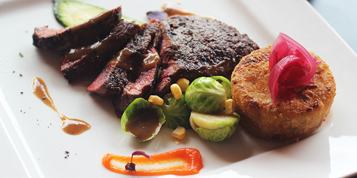 Beef from Spruce serving American cuisine at Upper Bukit Timah in Singapore