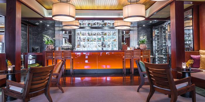 Bar of Silk Restaurant and Bar in Kamala, Kathu, Phuket, Thailand